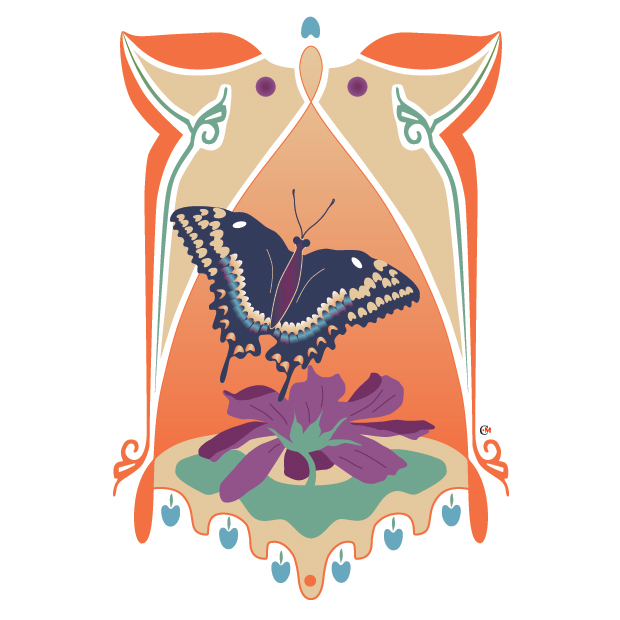 blue-butterfly-connie-moore.com-square