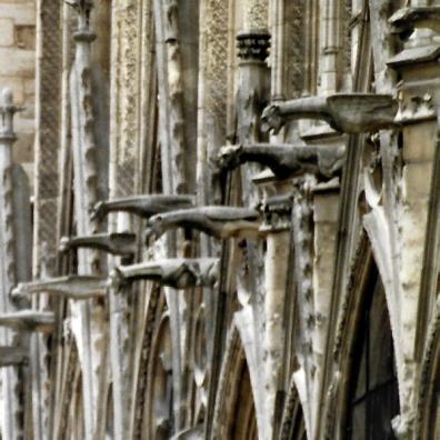 gargoyles texture