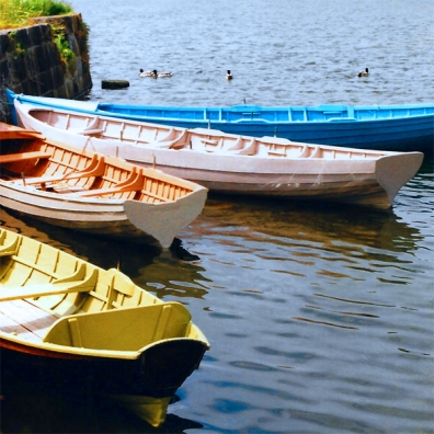 boats shape
