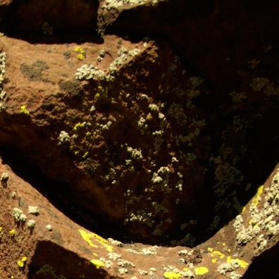 rock chunks shape