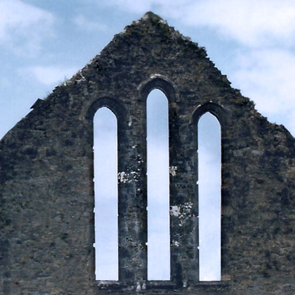 three windows shape