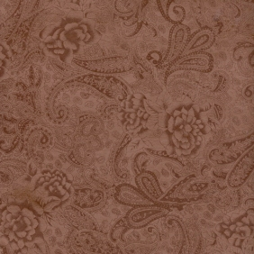 brown-rose-pattern-suade-like fabric