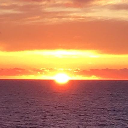 sunset-shape